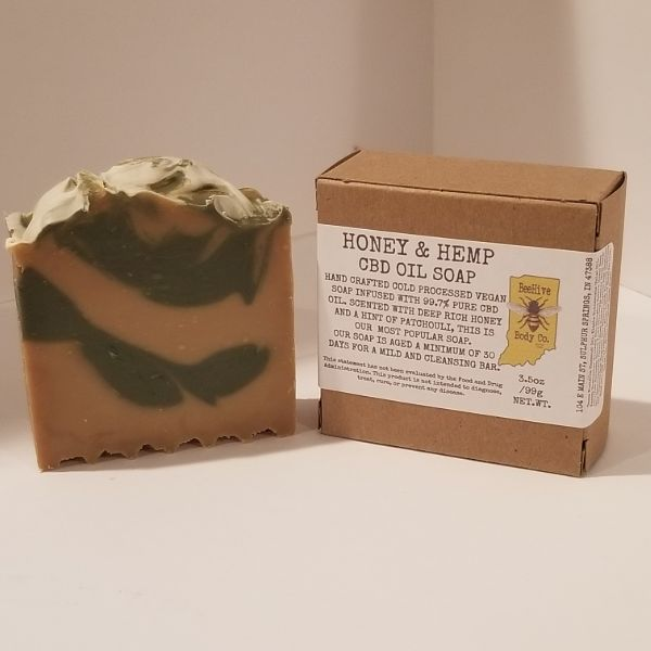 honey-hemp-cbd-soap
